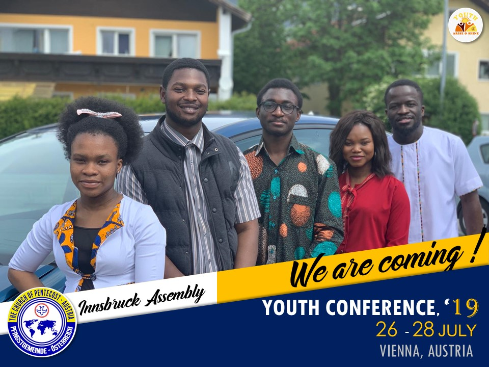 NATIONAL YOUTH CONFERENCE 2019 | The Church of Pentecost - Austria